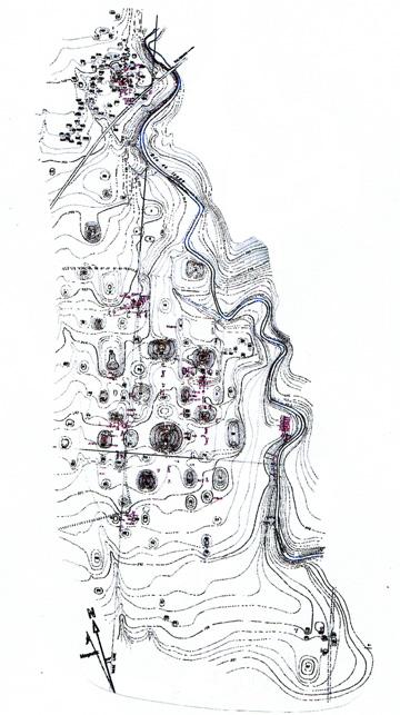 NWAF Map of Izapa